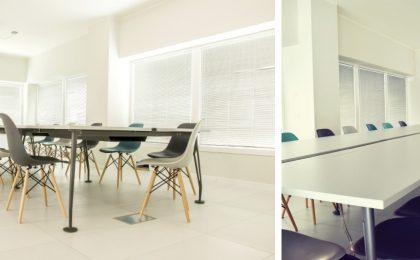 Sala meeting Bologna di OSCARD Business Center